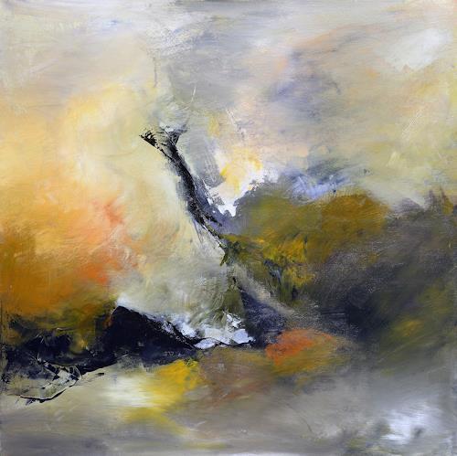 Renate B. Hofer, 52, Abstraktes, Informel, Expressionismus