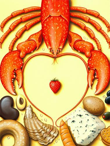Hungrey Heart Von James Marsh Natur Diverse Stilleben Kunstdruck