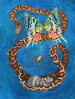 Lucy-Arnold-Diverse-Tiere-Natur-Diverse-Moderne-Naturalismus