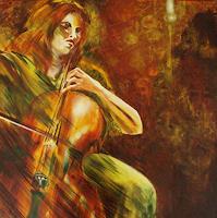 Carmen-Kroese-Menschen-Frau-Musik-Konzert-Gegenwartskunst--Gegenwartskunst-