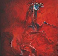 Carmen-Kroese-Abstraktes-Tiere-Land-Gegenwartskunst-Gegenwartskunst