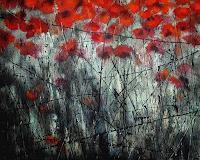 Carmen-Kroese-Natur-Erde-Pflanzen-Blumen-Gegenwartskunst-Gegenwartskunst