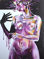 Carmen Kroese, Die Malerin II