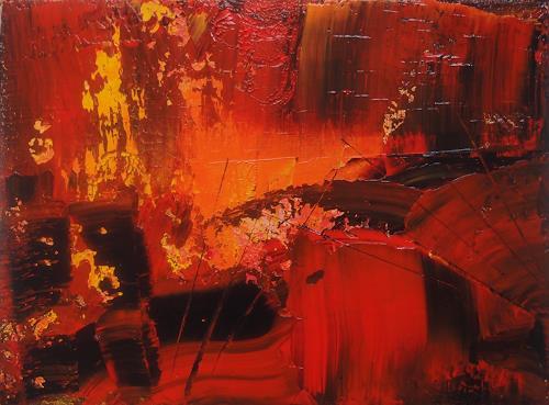 Carmen Kroese, Emotion, Abstraktes, Gefühle: Freude, Gegenwartskunst