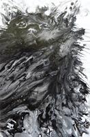 Carmen-Heidi-Kroese-Tiere-Land-Abstraktes-Moderne-expressiver-Realismus
