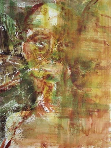 Carmen Heidi Kroese, Portrait, Menschen: Gesichter, Menschen: Porträt, Gegenwartskunst