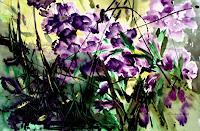 Carmen-Kroese-Natur-Erde-Pflanzen-Blumen-Gegenwartskunst--Gegenwartskunst-