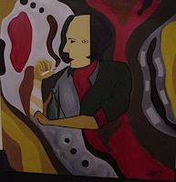 wolfgang-genser-Bewegung-Moderne-Expressionismus-Abstrakter-Expressionismus