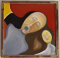 wolfgang-genser-Gefuehle-Angst-Moderne-Expressionismus