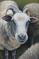 Kerstin-Birk-Tiere-Land-Diverse-Tiere-Neuzeit-Realismus