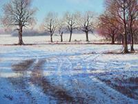 Kerstin-Birk-Landschaft-Winter-Natur-Erde-Neuzeit-Realismus