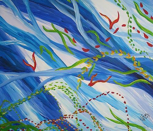 Irene Varga, Cold Fusion and Plants (links), Abstraktes