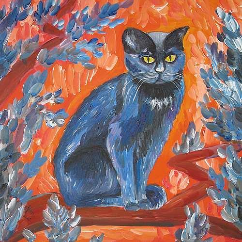 Irene Varga, Midnight, Tiere: Land