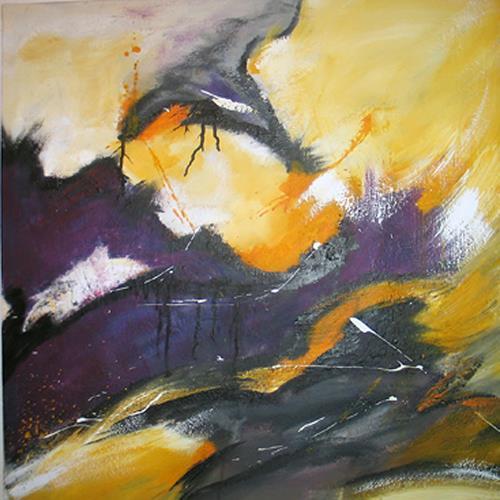 Silva Bender, Unterwelt, Abstraktes