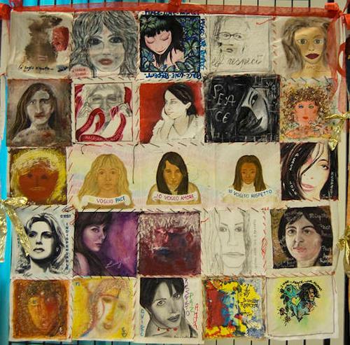 Virgy, self-portrait, Menschen: Frau, Menschen: Gesichter, Moderne