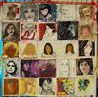 Virgy-Menschen-Frau-Menschen-Gesichter-Moderne-Moderne