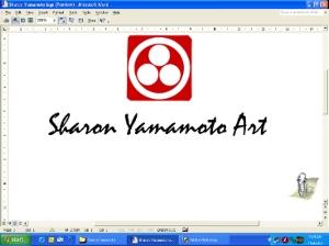 Sharon Yamamoto, Logo