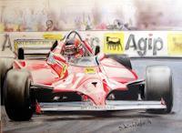 b. kirchhofer, Gilles Villeneuve