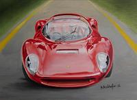 b. kirchhofer, Dino Ferrari
