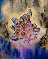 Mirta-Benavente-1-Abstraktes-Abstraktes-Gegenwartskunst--Neo-Expressionismus