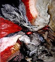 Sara-Diciero-Abstraktes-Landschaft-Sommer-Moderne-Expressionismus-Abstrakter-Expressionismus