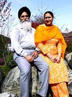 Durlabh-Singh-Menschen-Paare-Situationen-Gegenwartskunst--Gegenwartskunst-