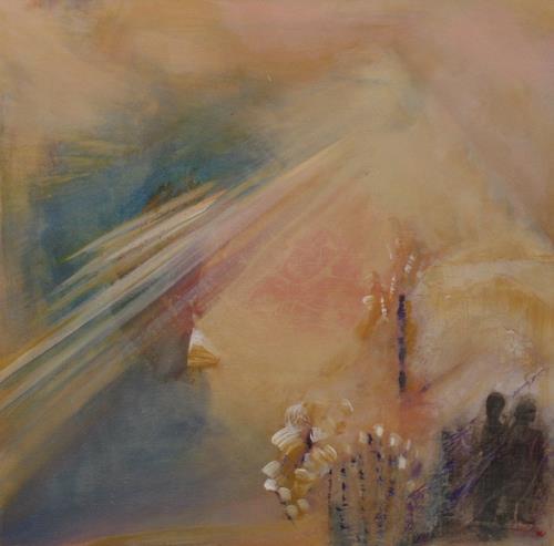 Andrea Finck, Orient, Abstraktes, Diverses, Gegenwartskunst