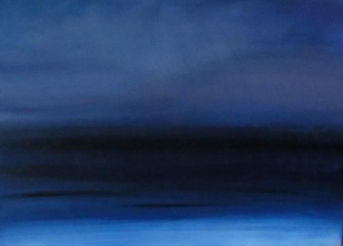 Andrea Finck, Wasser und Meer, Natur: Wasser, Gegenwartskunst