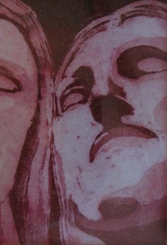 Andrea Finck, Faces, Menschen: Gesichter, Gegenwartskunst