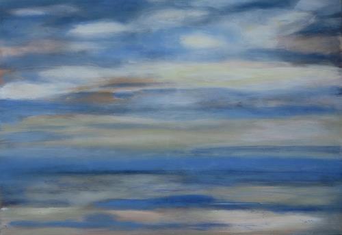 Andrea Finck, Wolken, Natur: Luft, Gegenwartskunst