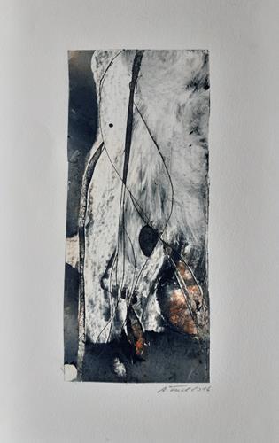 Andrea Finck, ohne Titel, Natur, Pflanzen, Abstrakte Kunst