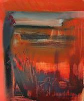 Andrea-Finck-Abstraktes-Landschaft-See-Meer-Gegenwartskunst-Gegenwartskunst