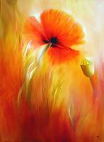 Annette-Schmucker-Natur-Diverse-Pflanzen-Blumen-Gegenwartskunst-Gegenwartskunst