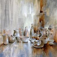 Annette-Schmucker-Stilleben-Dekoratives-Gegenwartskunst-Gegenwartskunst
