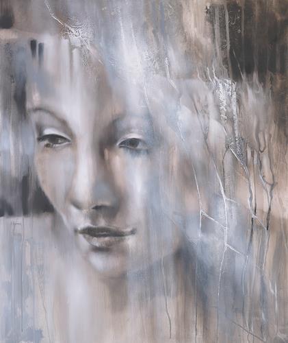 Annette Schmucker, Anna, Menschen, Menschen: Frau, Gegenwartskunst, Expressionismus