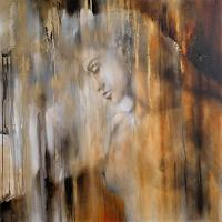 Annette-Schmucker-Menschen-Menschen-Frau-Moderne-Impressionismus-Neo-Impressionismus