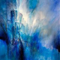 A. Schmucker, Blaues Licht
