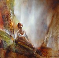 Annette-Schmucker-Menschen-Frau-Menschen-Modelle-Moderne-Impressionismus