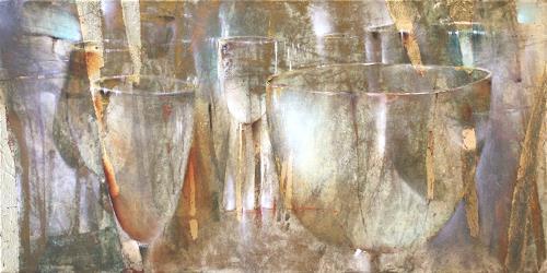 Annette Schmucker, Lichtspiel, Stilleben, Essen, Neo-Impressionismus, Expressionismus