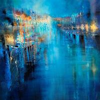 Annette-Schmucker-Landschaft-See-Meer-Diverse-Landschaften-Moderne-Expressionismus-Abstrakter-Expressionismus