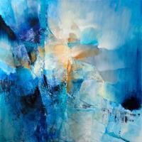 Annette-Schmucker-Abstraktes-Moderne-Abstrakte-Kunst-Informel