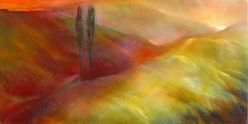 Annette Schmucker, verheißung, Diverse Landschaften, Diverses, Gegenwartskunst