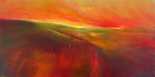 Annette Schmucker, Abend, Diverse Landschaften