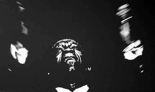 Christian Mueller, #125, Bewegung, Menschen: Mann, Moderne, Abstrakter Expressionismus