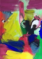Annette-Kunow-Abstraktes-Gegenwartskunst--Neo-Expressionismus