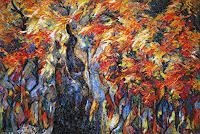 Renu-G-Landschaft-Herbst-Gegenwartskunst-Gegenwartskunst