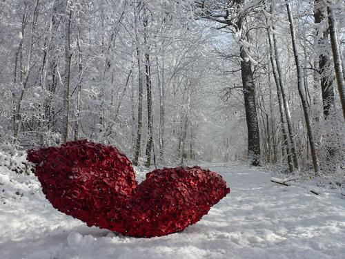 Renu G., Lippe, Gefühle: Liebe, Glauben, Gegenwartskunst