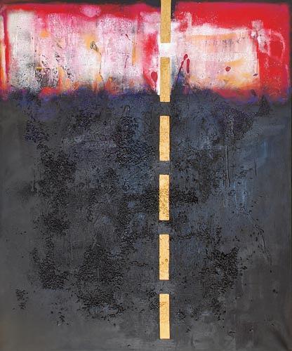 Renu G., O/T, Abstraktes, Dekoratives, Moderne