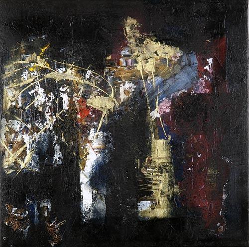 Renu G., Plug II, Abstraktes, Dekoratives, Moderne