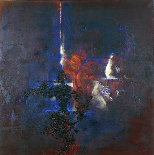 Renu G., Elegance II, Abstraktes, Dekoratives, Moderne